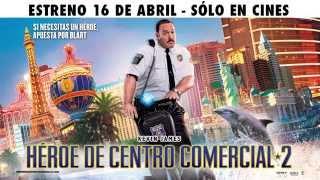 Héroe De Centro Comercial 2   TV Spot América Central