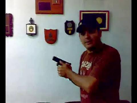 Errores frecuentes al empuñar un arma de fuego
