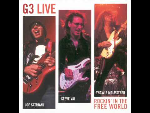 G3 - Keep On Rocking In The Free World