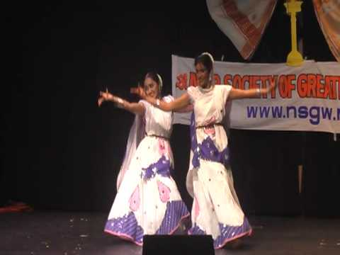 Nsgw Vishu 09 - Ghana Shyama Semi Classical Dance video