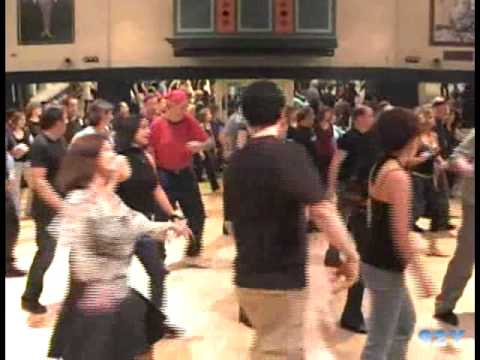 0 92Y Israeli Folk Dance Class