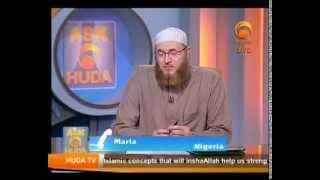 Ask Huda  (December 1st, 2013)