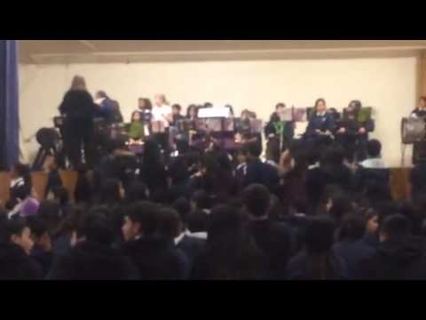St Joachim School Band - 12/10/2013