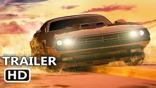 FAST AND FURIOUS SPY RACERS Trailer (2019) Animated Netflix Series HD