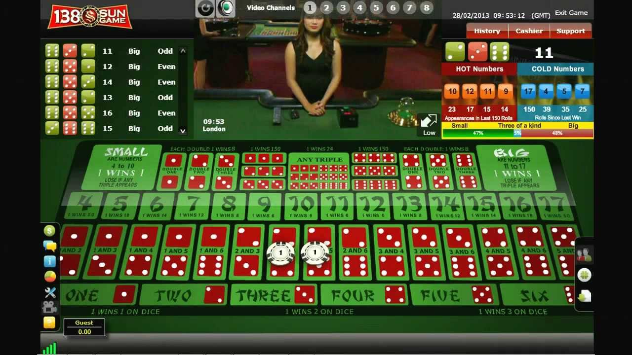 casino royale online watch sic bo