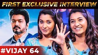 THALAPATHY 64 la Na Nadikirena..? - Actress Priya Bhavani Shankar Reveals | Monster