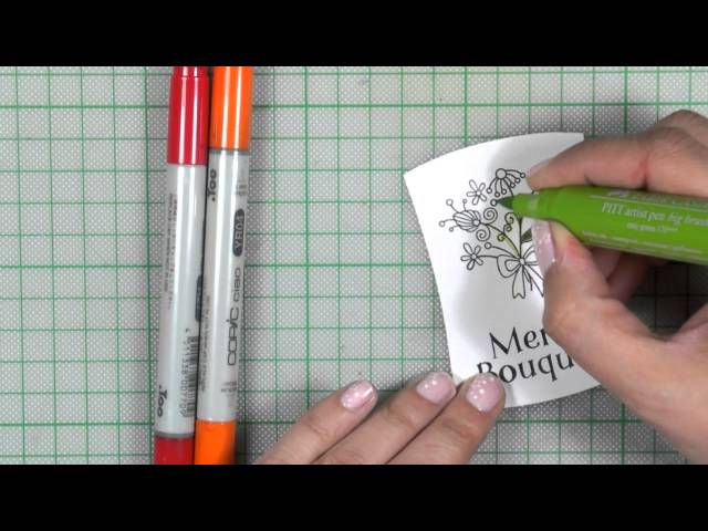 How-to video: Merci Bouquet