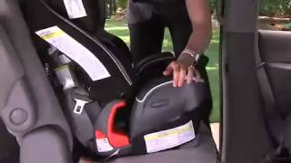 Best Graco Car Seats - Graco Nautilus 3-in-1 Car Seat Installation Video