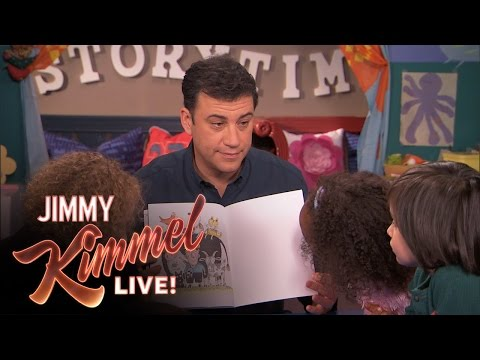 Jimmy Kimmel's Book Club - Old Lady Who Swallowed a Fly