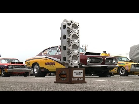 Mopar HEMI Challenge at 2014 NHRA U.S. Nationals