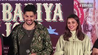 Jabariya Jodi | Zilla Hilela Song Launch | Sidharth Malhotra, Parineeti Chopra | FULL VIDEO