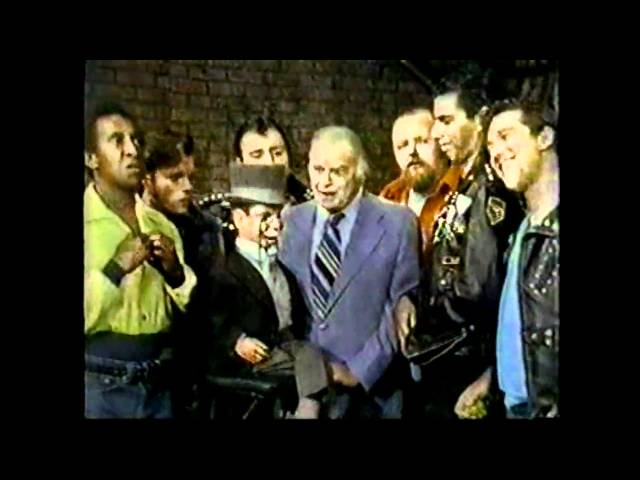 Sha Na Na ~With guest Edgar Bergen and Charlie McCarthy