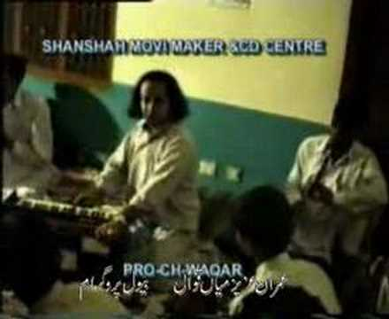 Taloohe Sehar Hai Shaam-e-Qalandar-Imran Aziz Main Qawwal