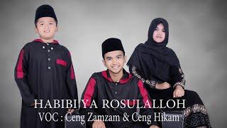 sholawat ceng zamzam terbaru -  Habibi ya Rosulalloh