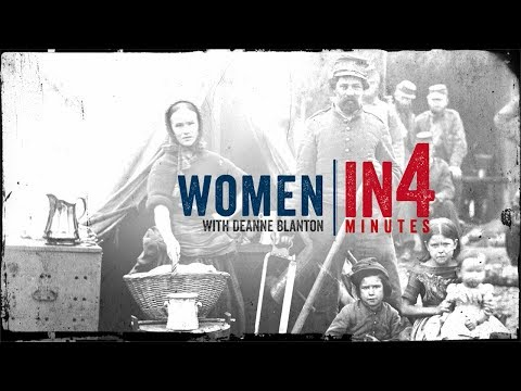 The Civil War in Four Minutes: Women