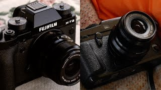 5 Reasons why I left the Fuji X-T2 for the X-Pro2
