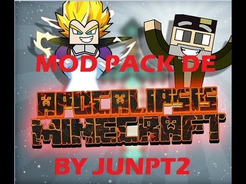 Carpeta .minecraft con todos los mods deserie ^ Apocalipsis Miecraft^ Vegetta Y Willyrex By Junpt2