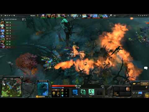 Sigma vs Virtus.Pro Game 1 - joinDOTA League - Capitalist