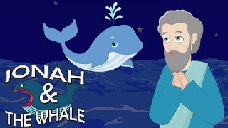 Video: Jonah and Whale - Kids Stories