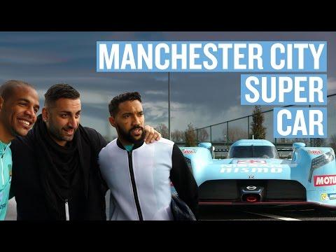 City's Super Car   NISSAN GTR LM NISMO & YIANNIMIZE