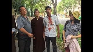 Người biểu tình bị đánh đổ máu ở Sài Gòn tường thuật vụ việc