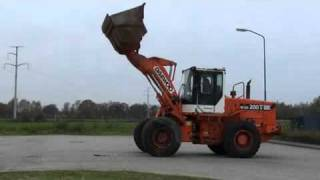 DAEWOO Mega MG200-III wheel loader