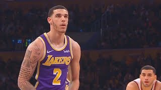 Lonzo Ball Gets Booed By Lakers Crowd Then Scores 0 Points In Embarrassing Loss To Timberwolves!