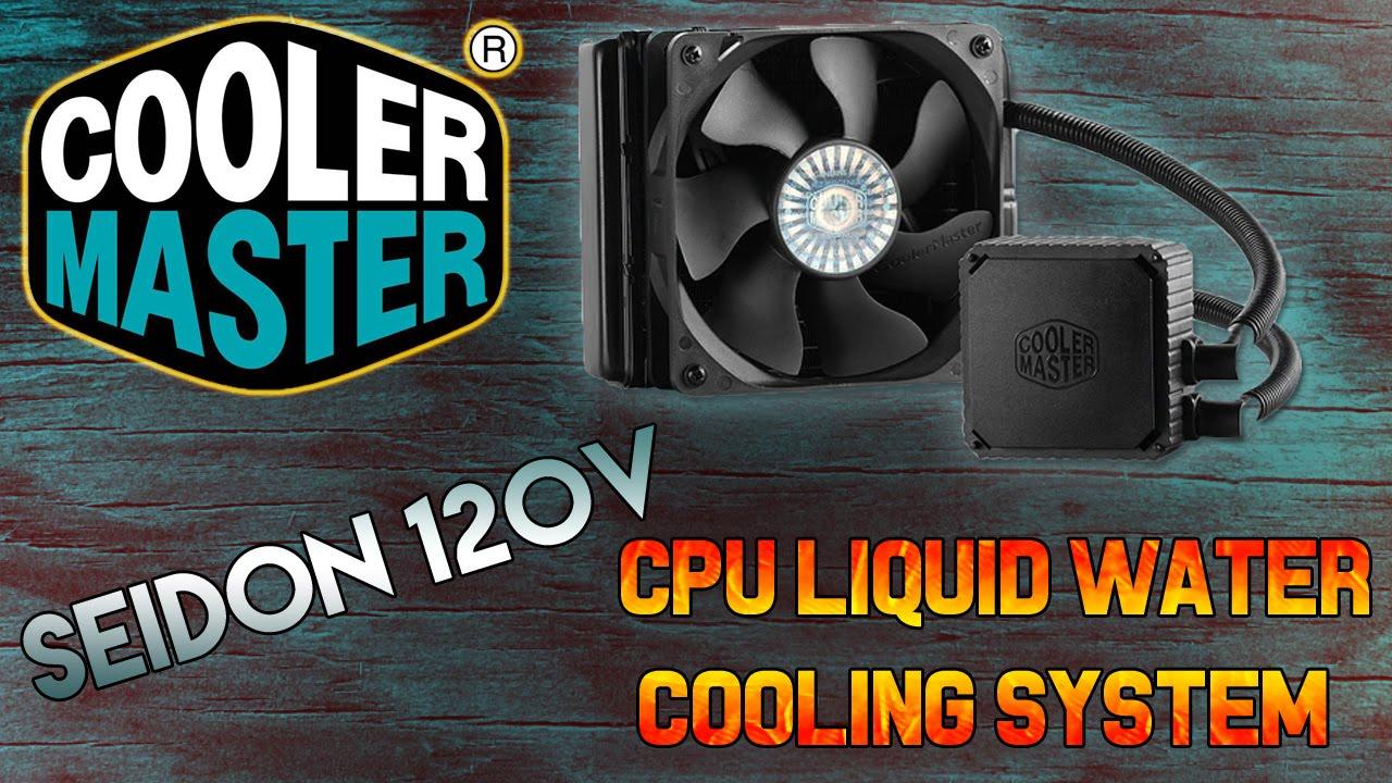 Cooler Master Seidon 120v pc