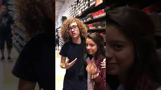 Shopping with Yung badger & Lil Mucinex