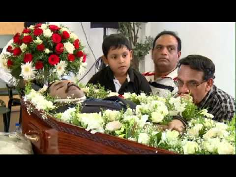 Shobin Tos  - 38 Funeral Service on 7/ 11/ 2014