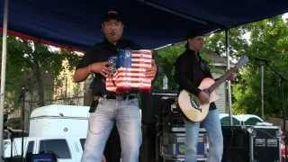 Jaime y Los Chamacos @ Holy Name Church Spring Festival 2013