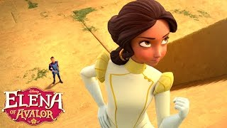 Steppin' Up | Music Video | Elena of Avalor | Disney Junior