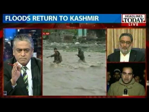 News Today At Nine: Kashmir Valley Declared Flood Affected