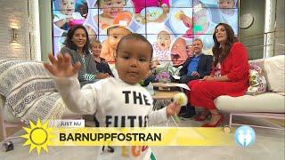 """Så sätter du gränser för ditt barn: """"Använd mjuka gummiband"""" - Nyhetsmorgon (TV4)"""