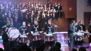 Little Drummer Boy Mp Choir The Atlanta Falcon 39 S Drumline