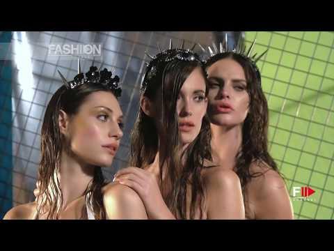 Gracia de Torres for WAI KIKI Beachwear - Backstage Summer 2016 Campaign by Fashion Channel
