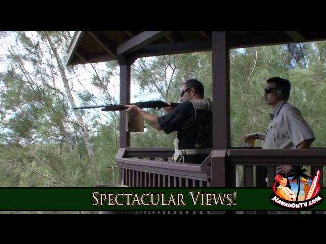 Lanai Pine Sporting Clays - Lanai Hawaii