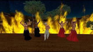 Fafnir   Desert Rose   Phoenix Dance Team Seduction 28 July 2018