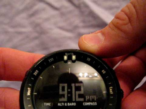 Suunto Core All Black Video Review Video