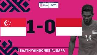INDONESIA VS SINGAPORE (AFF) 0 - 1