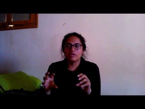 Sharon Aguilar Terán (25 años) MÉXICO D.F.