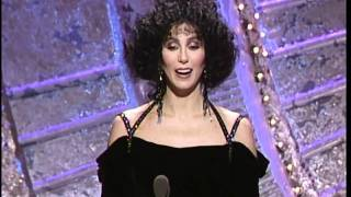 Cher - Golden Globes Awards (1988)