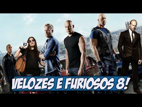 Velozes e Furiosos 8 ANUNCIADO por Vin Diesel