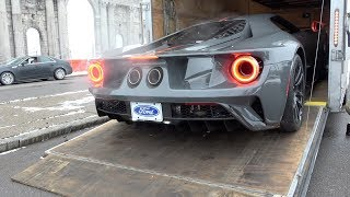 New Ford GT Delivery  | ft. Lingenfelter Collection