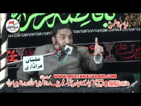 Allama Nasir Sibtain Hashmi I Yadgar Majlis 8 Feb 2019 I Shahadat BiBi Fatima Zahra A.S