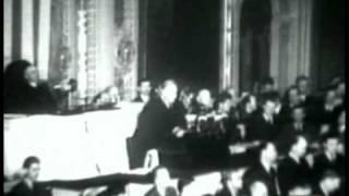 Franklin D. Roosevelt - Declaration of War
