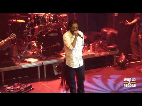 Damian Marley - Affairs of the Heart - Live at Paradiso, Amsterdam (NL) 7/30/2012