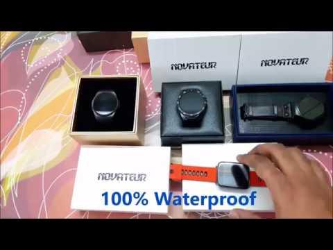 RY77 Waterproof Smart Watch
