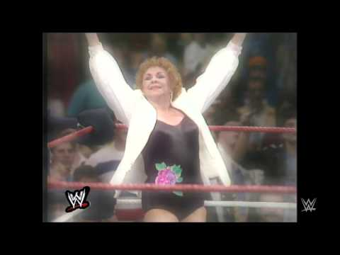 Wwe Pays Tribute To The Fabulous Moolah video