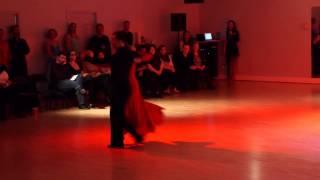 Zhenya and Kelly Spring Showcase Tango 2015